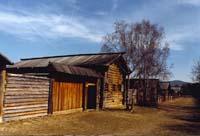Деревня-малодворки