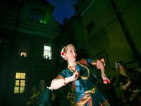 «Ночь музеев» в Музее-институте семьи Рерихов.