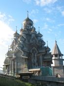 Преображенская церковь на о.Кижи