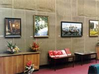Выставка работ В.С.Ершова