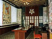 Фрагмент экспозиции. Великая Отечественная война