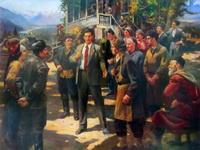 В. Маяковский в Грузии