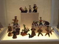 Волшебный мир глиняной игрушки
