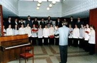 Ансамбль духовной и классической музыки при музее