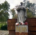Памятник станичникам, погибшим в Великой Отечетвенной войне