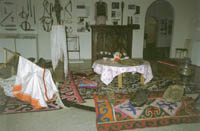 Фрагмент экспозиции Казахи
