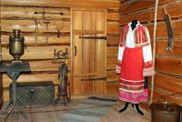 Фрагмент экспозиции Сахалин - каторжная колония