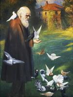 Ватагин Дарвин на Голубятне в Дауне.
