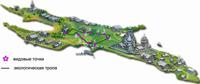 Сxeмa маршрута экологической тропы