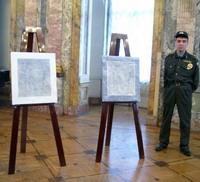 Рисунок Павла Филонова Головы вернули в Русский музей
