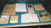 Фрагмент экспозиции. Комната   Г. Кариева