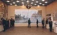 Фрагмент экспозиции, посвященной Д.И.Козлову
