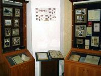 Фрагмент историко-биографической экспозиции