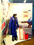 Второй зал. Экспонат Жуковского  городского музея. Музея истории покорения неба
