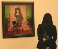 Выставка французских фотохудожников Пьер и Жиль в  Манеже