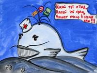 Котельникова Кристина г. Полярный 13 лет