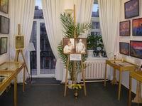 Зал семьи Рерихов