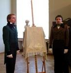 Торжественная церемония передачи картины И. Крамского Портрет крестьянина Русскому музею. 18 мая 2006 года