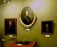Портреты Петра I на выставке портрета в Музее истории Санкт-Петербурга