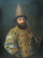 Царь Алексей Михайлович, Неиз. худ., 19 в