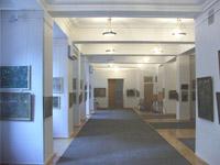 Выставочный зал Товарищества живописцев Московского союза художников