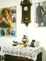 Фрагмент выставки Дом нижнеудинского мещанина