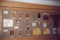 Фрагмент экспозиции Битва на Волге