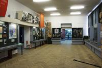 Внутренний интерьер музея