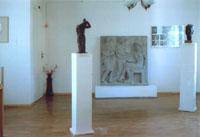 Фрагмент экспозиции в Доме-музее Г.Брахтерта
