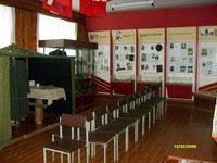 Зал истории Егорьевского района