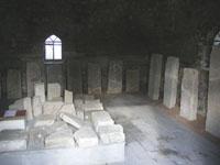 Северный мавзолей. Интерьер