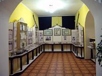 Зал Из истории просвещения на Алтае