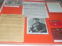 Выставка Рожденный революцией. Вид экспозиции.