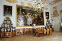 Парадная столовая во Дворце музея-усадьбы «Архангельское»