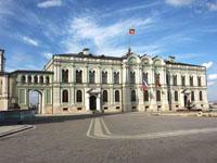 Резиденция Президента Республики Татарстан в Казанском Кремле