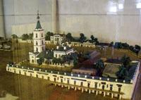 Макет Вознесенской площади. Фото Е. Караванова