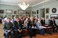 Межрегиональная краеведческая конференция, посвященная 360-летию города Острогожска