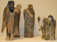 Скульптура в дереве. ХХ век в Третьяковской галерее на Крымском Валу