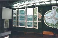 Интерьер научно-информационного зала