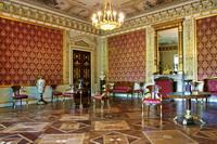 Интерьеры Елагиноостровского дворца
