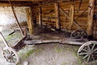 Двор в доме-музее Ширяевца