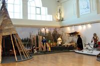 Выставка Этнические картины