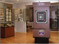 Фрагмент выставки Фото на память