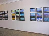 Выставка подлинных картин Н.К.Рериха и С.Н.Рериха