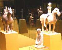 Монументальное искусство Китая на выставке Терракотовая армия