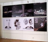 Выставка дипломных работ в Музее Академии художеств