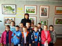 Выставка 160 шедевров молодых дарований Самарской губернии