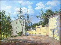 О.А.Леонов. Серебрянический переулок