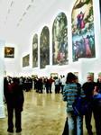 И сегодня выставки Музея Академии художеств привлекают многочисленных зрителей