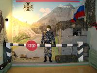 Отдел Воиской cлавы. Экспозиция Война после войны. История локальных конфликтов